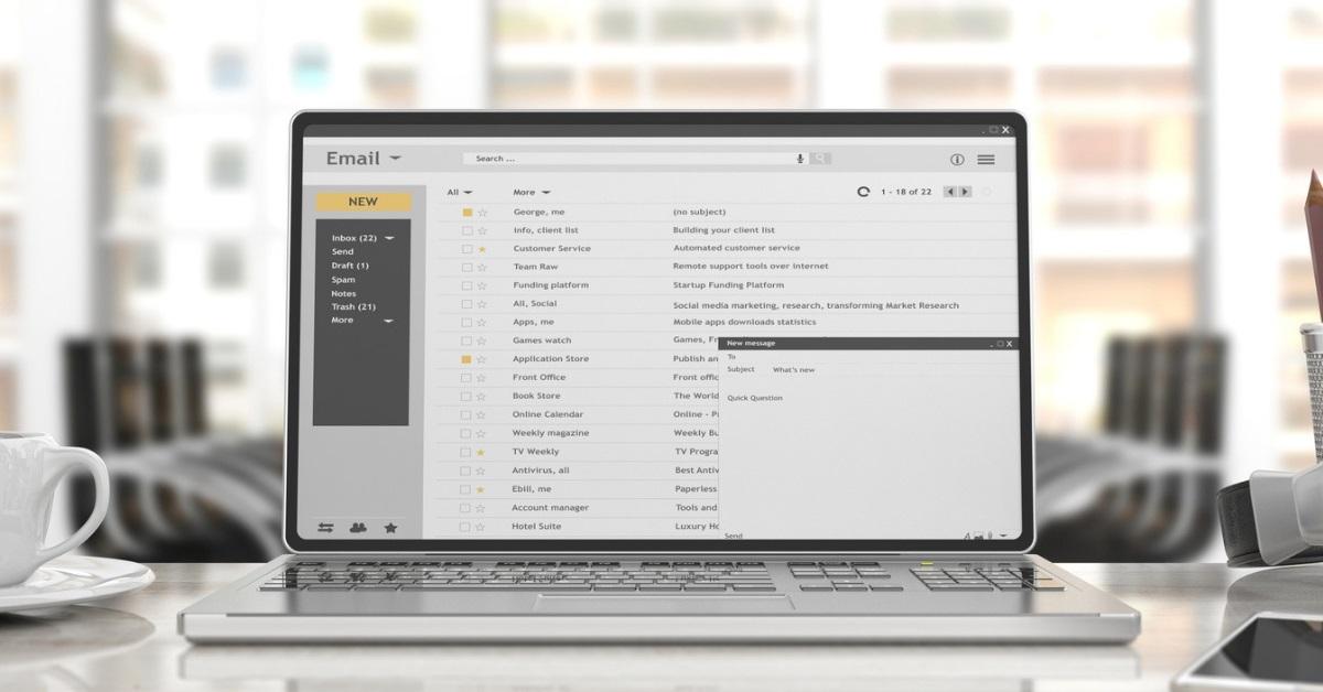個人のメールアカウントを使用するビジネス上のリスク【メールセキュリティ】 のページ写真 1