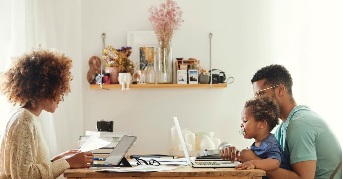 在宅勤務環境の中の World Backup Day(バックアップ) のページ写真 2