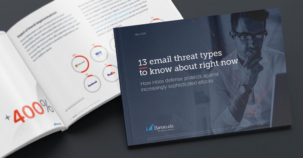 今すぐ知る必要がある13タイプのメール攻撃 のページ写真 4