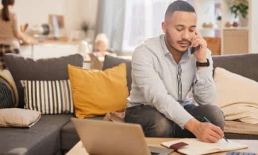 在宅勤務によるセキュリティリスクの大幅な増大 のページ写真 5