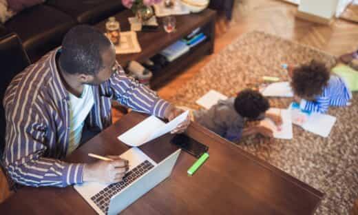 セキュリティトレーニングを在宅勤務の優先事項にする必要がある のページ写真 3