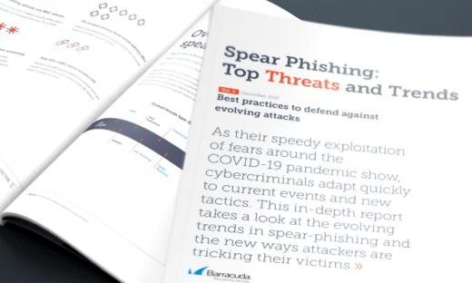 レポート: 進化するスピアフィッシング攻撃を防止するベストプラクティス のページ写真 7